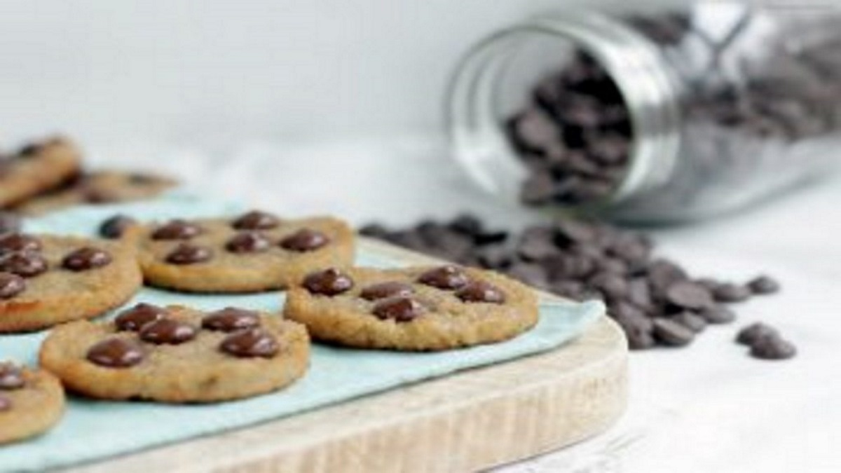 Delicious cookies Only 3 ingredients