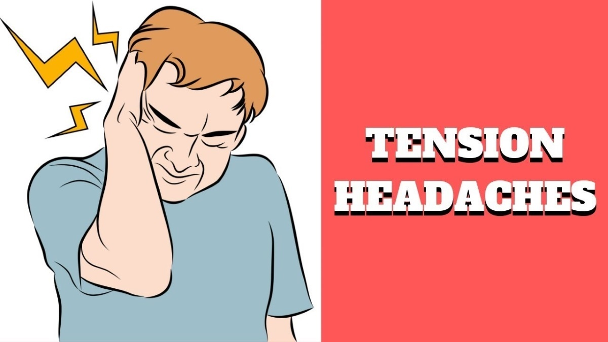 How To Overcome Tension Headaches