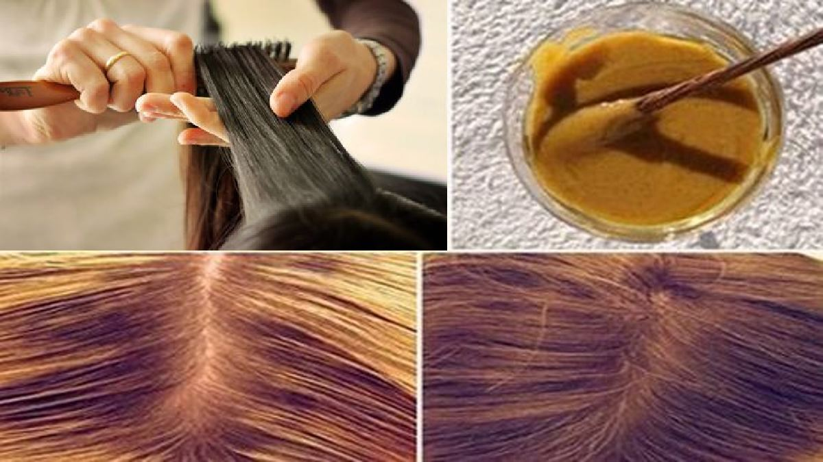 The Effective Manner To Get A Colored Hair Naturally