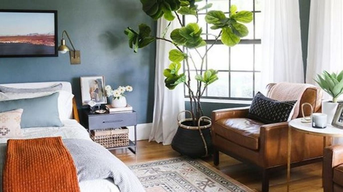 The best colors to paint a bedroom for a good night's sleep