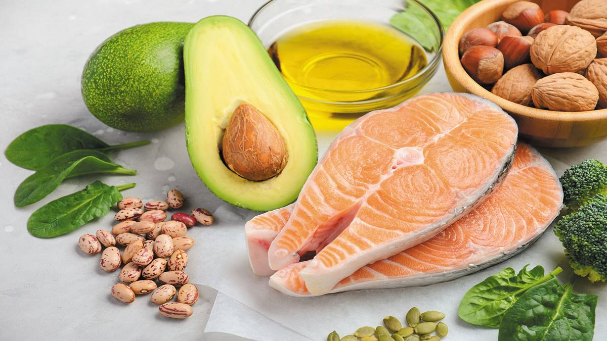 Unsaturated Fats May Lower The Risk Of Death